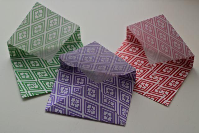 Origami Envelopes Ramadan Joy