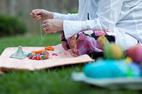 About Ramadan Joy Khadija's Hands